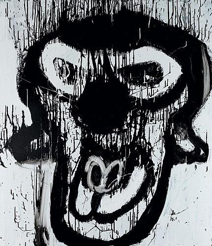 Joyce Pensato art