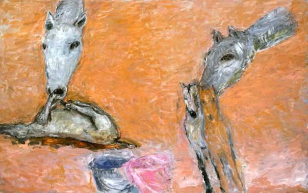 Susan Rothenberg art
