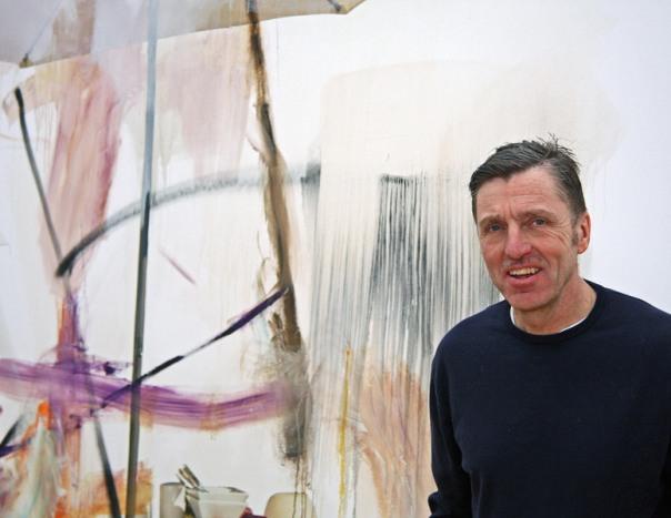Albert Oehlen artist