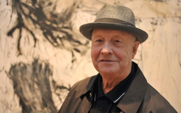Georg Baselitz artist