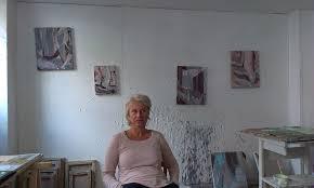 Betty van Haaster artist portrait