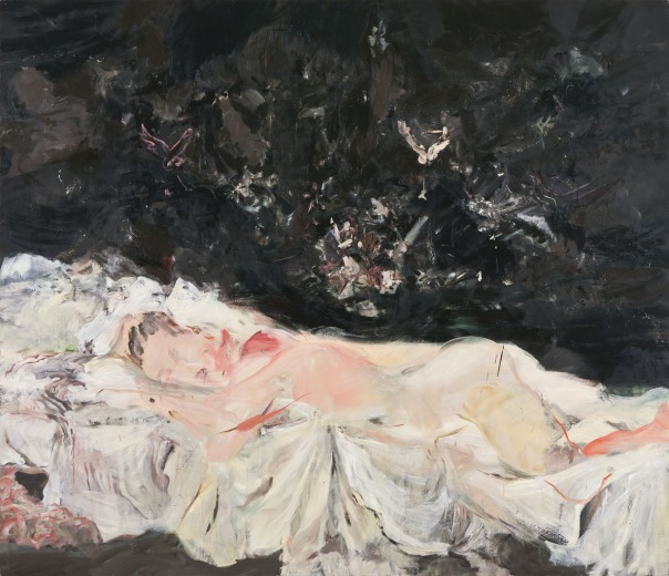 Cecily Brown contemporary British painting