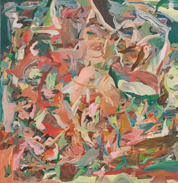 Cecily Brown Zeitgenossische Malerei des 21sten Jahrhunderts