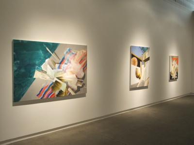 Kristine Moran exhibit