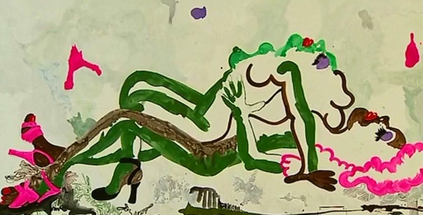 Charlotte Schleiffert art