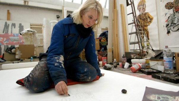 Charlotte Schleiffert artist