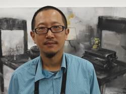 Xianwei Zhu kunstler maler artist painter