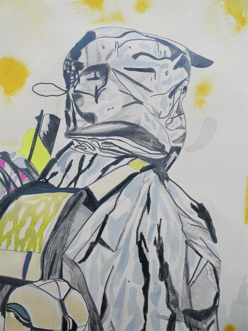 Andrzej Nowicki painting art