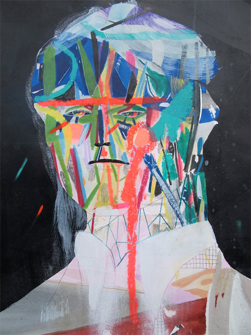 Andrzej Nowicki painting