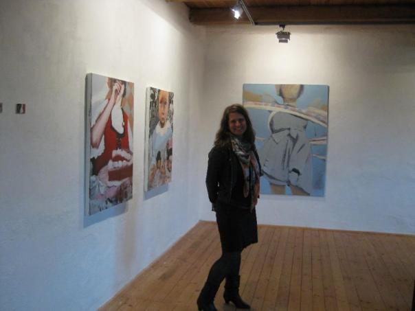 Brigitte Groth kunstlerin artist painter