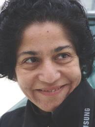 Huma Bhabha artist