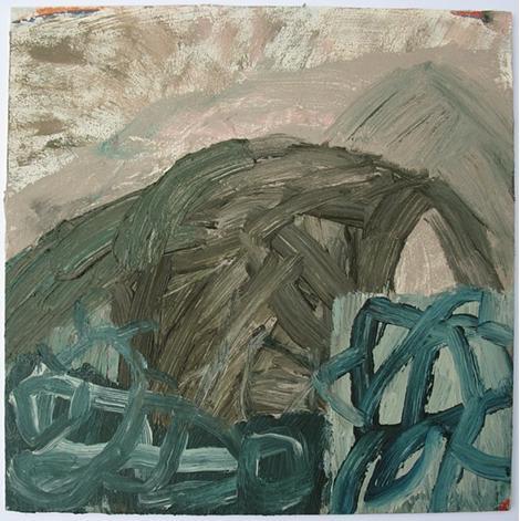 Inga Dalrymple painting