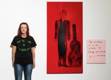Jenny Watson artist