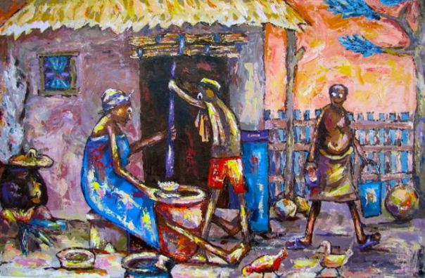 Kwadwo Ani art