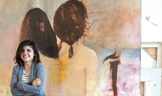 Romina Meric artist