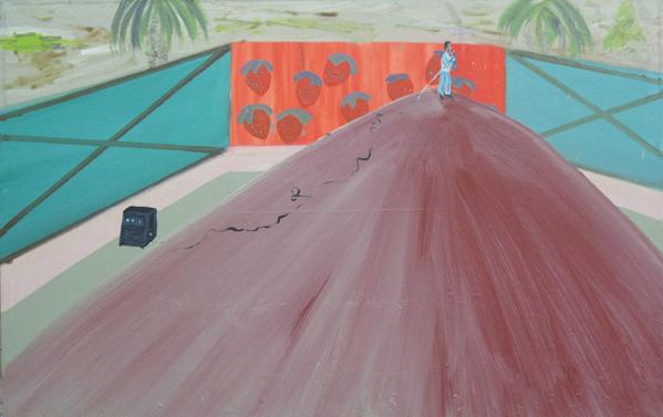 Shai Azoulay painting