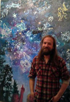 Todd Bienvenu painter