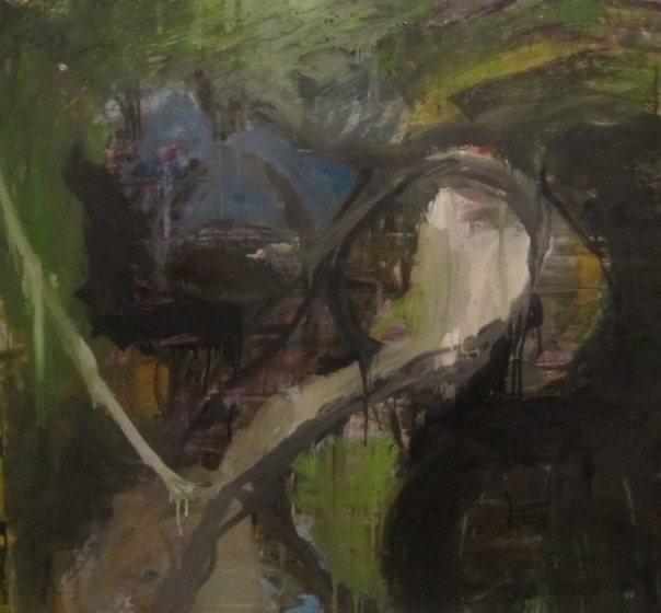 Todd Bienvenu painting