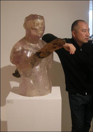 Yin Zhaoyang artist