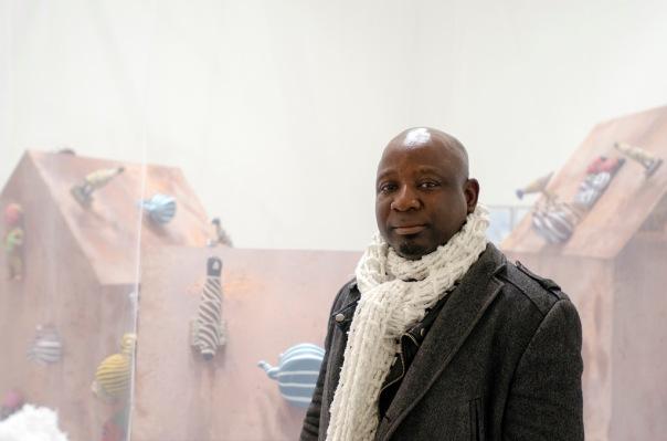 Barthélémy Toguo artist