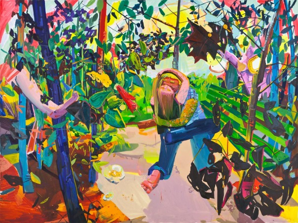 Dana Schultz Malerei