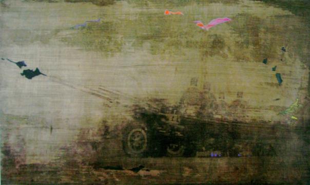 Ernesto Cánovas painting