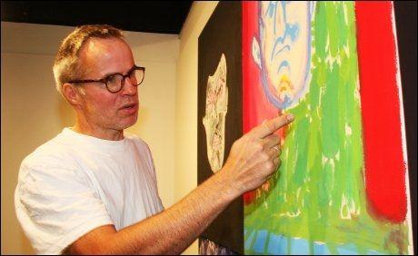 Markus Brendmoe artist