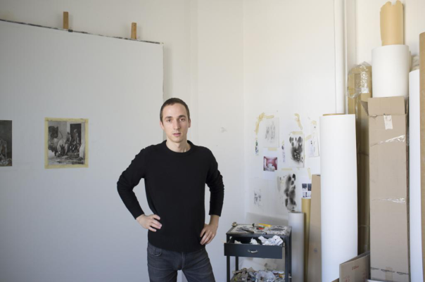 Stefan Guggisberg Artist