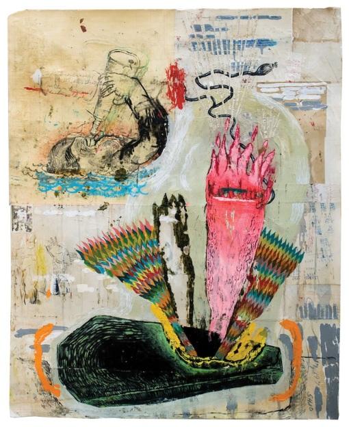 Tim Hussey painter
