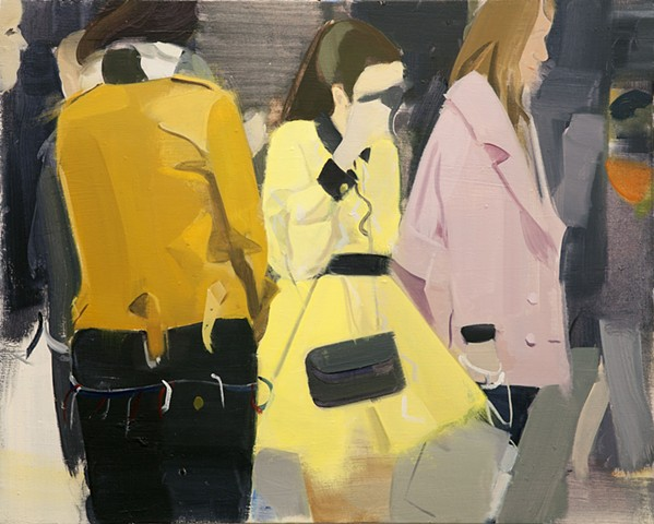 Carly Silverman painting