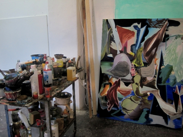 johannes Rodenacker studio