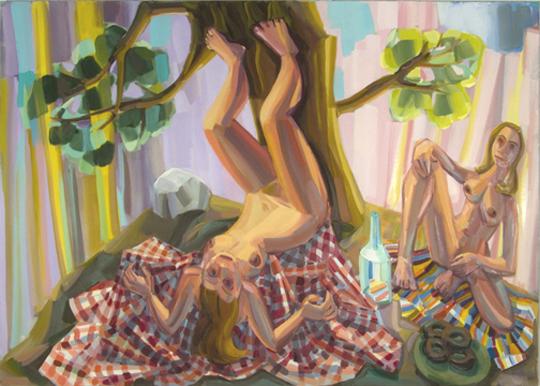 Judith Linhares art