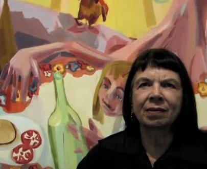 Judith Linhares artist