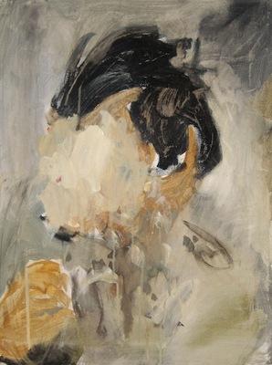 Ricardo Gonzalez painting