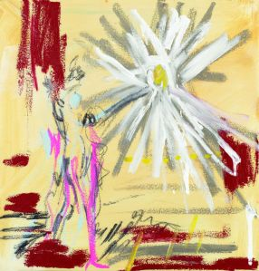 Claudia Baez art