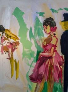 Claudia Baez Kunst