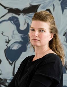 Rezi van Lankveld artist portrait