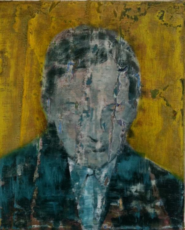 Simon Burton oil
