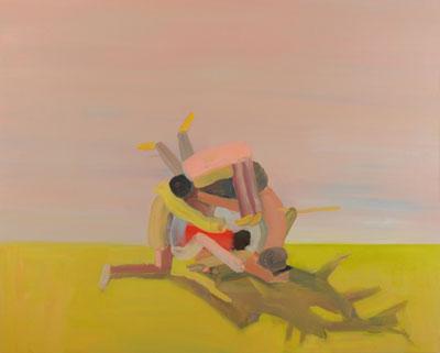 Alon Kedem Malerei
