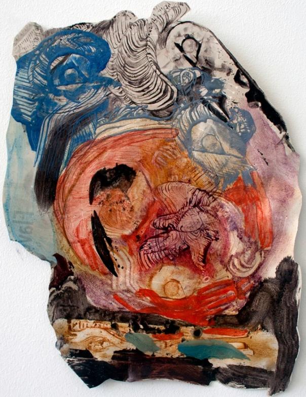 Zahar Vaks painting