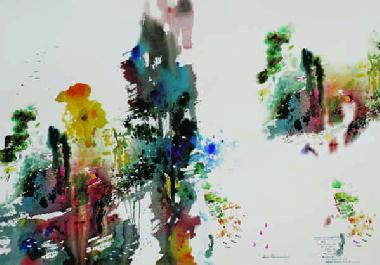 Leila Sharmeen artist