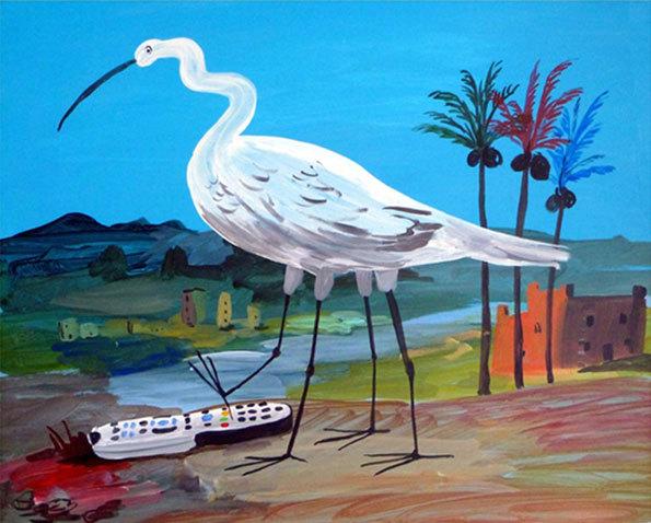 Robert Nicol art