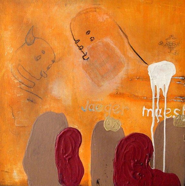 Sacha Eckes kunst