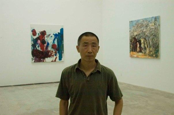 Zhu Jinshi artist