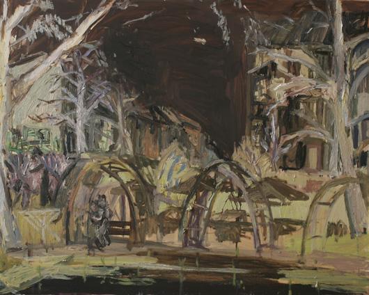 Ulrike Pisch Malerei art
