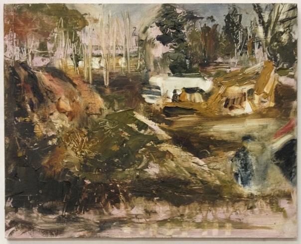 Sarah Norsworthy painting