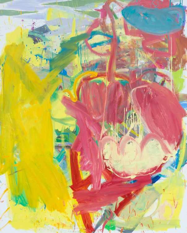 Anke Weyer contemporary German painting Brooklyn