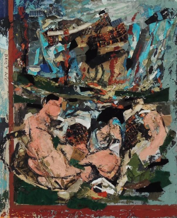 Sébastien Bayet art peinture