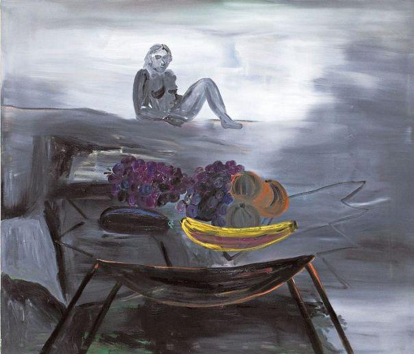 Kalle Leino art painting Helsinki