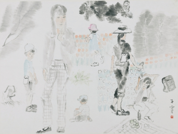 Tian Limang Zeitgenossische Chinesische Malerei